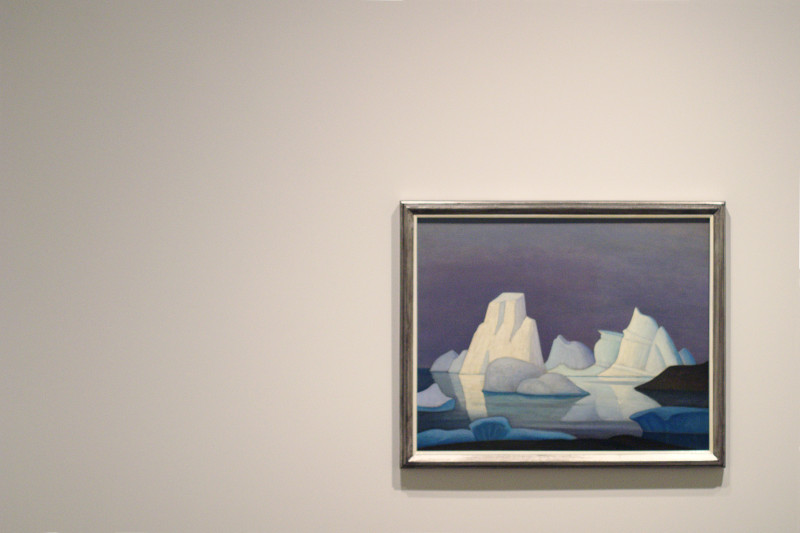 AGO Picturing the Americas: Grounded Icebergs    (click for previous picture)