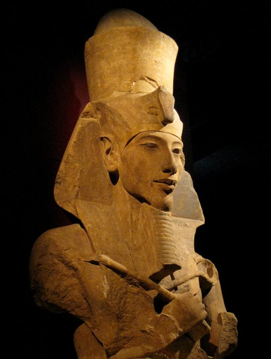 King Tut - Amenhotep IV    (click for previous picture)