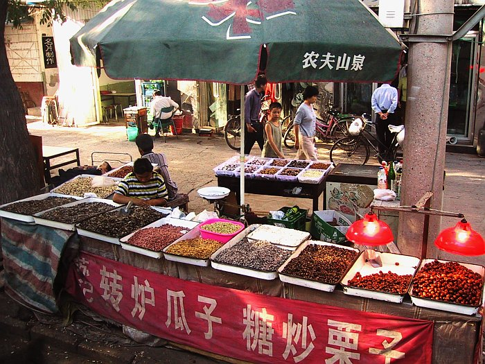 Beijing street market    (click for previous picture)