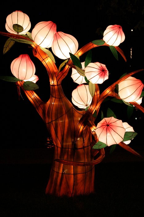 Peach Orchard Lantern Festival    (click for previous picture)