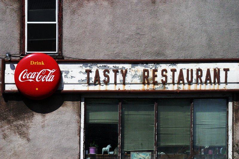 Tasty Restaurant    (click for previous picture)