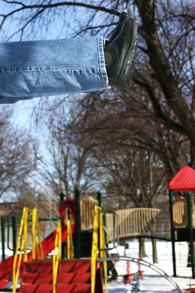 Winter swing    (click for previous picture)